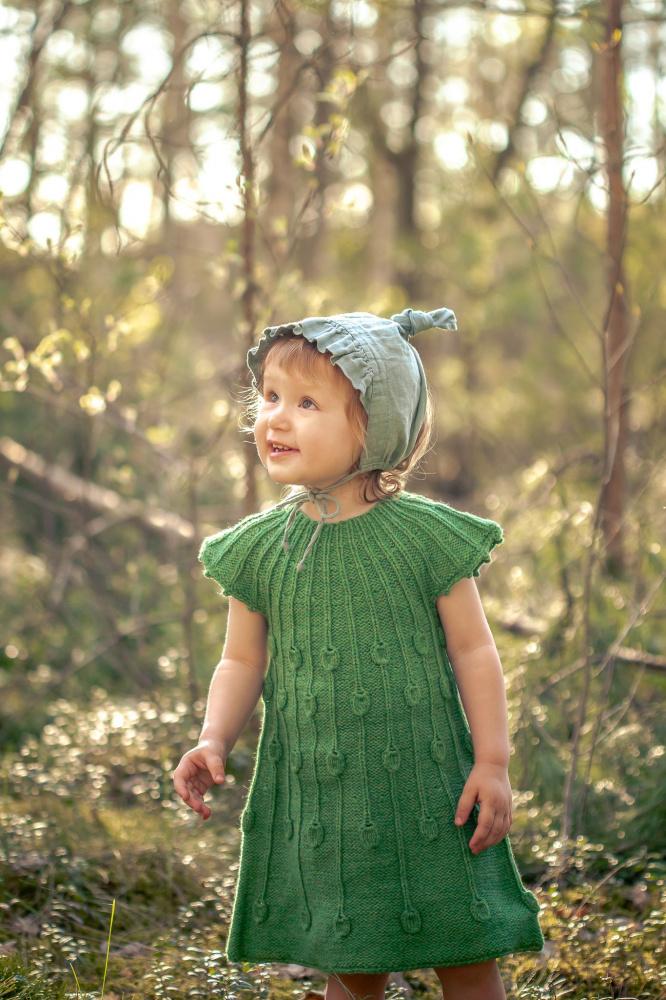 Pumpurėlių kostiumėlis Žalias
