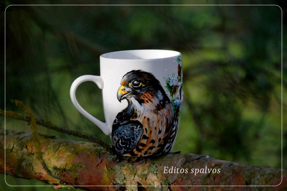 """puodeliai """"Paukščiai"""""""