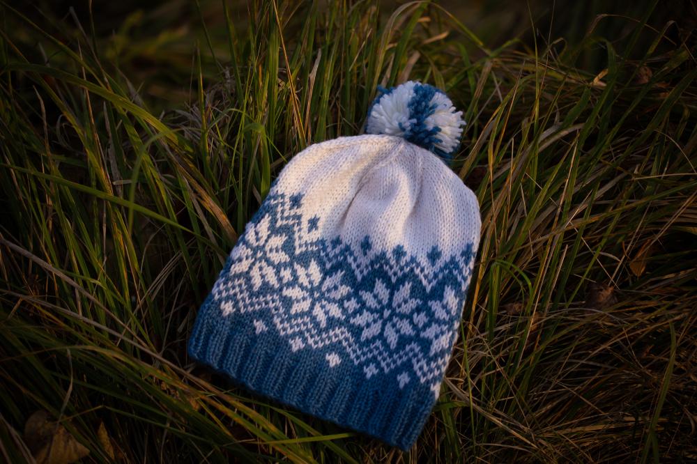 Raštuota kepurė