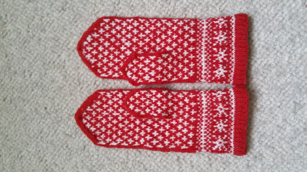 Raudona-balta