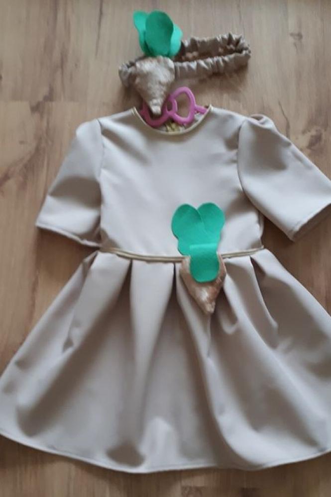 Ropės karnavalinis kostiumas mergaitei *