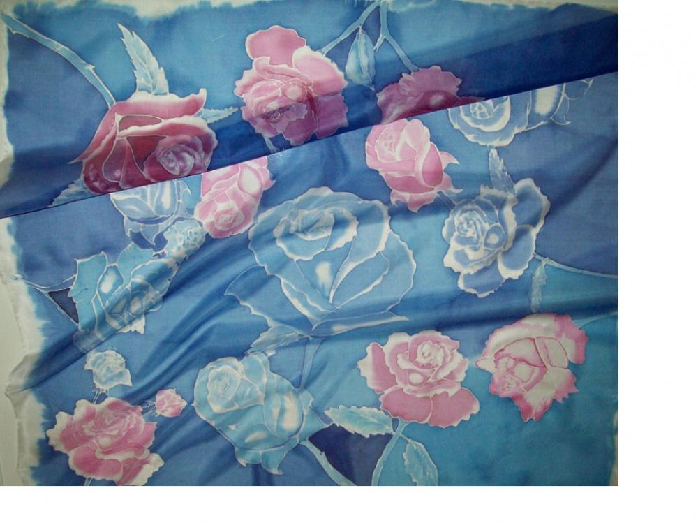 Rožių laukas