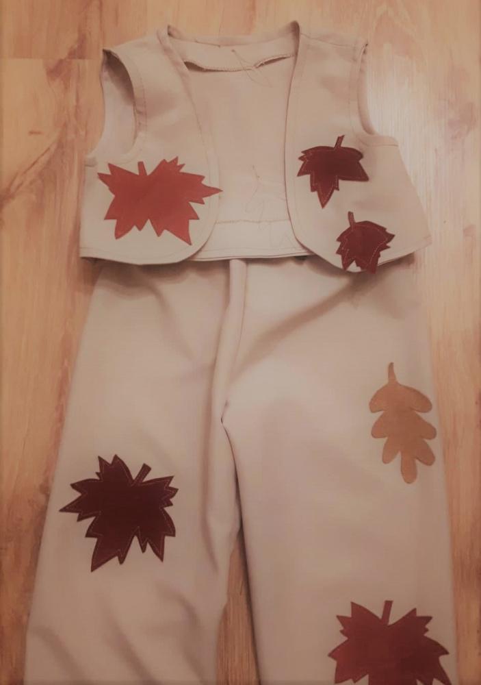Rudenėlio karnavalinis kostiumas