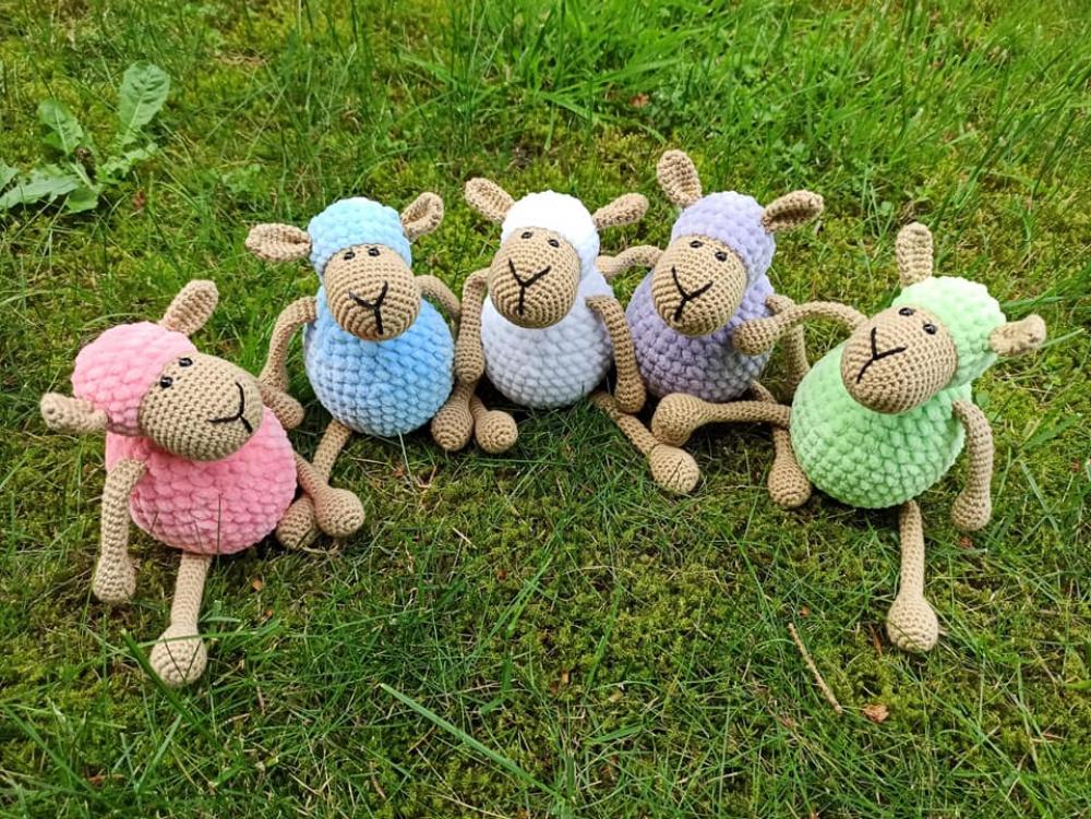 Spalvotos avytės