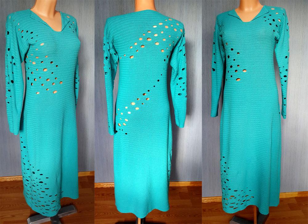 Suknelė - jūros banga