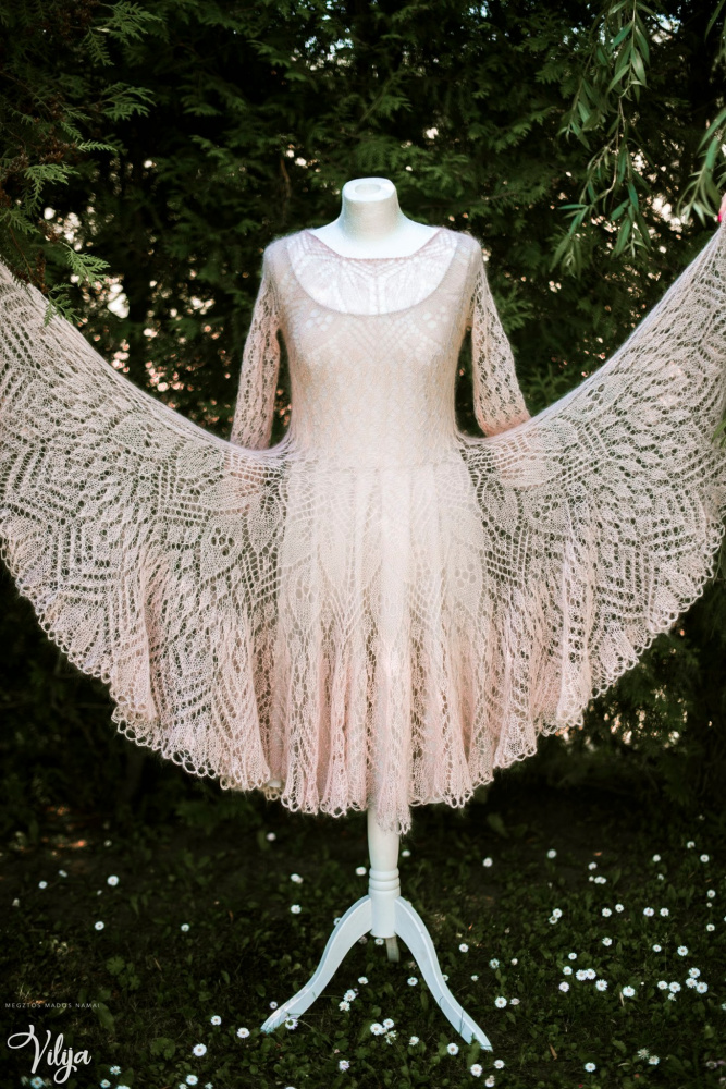 Suknelė - Kreminė