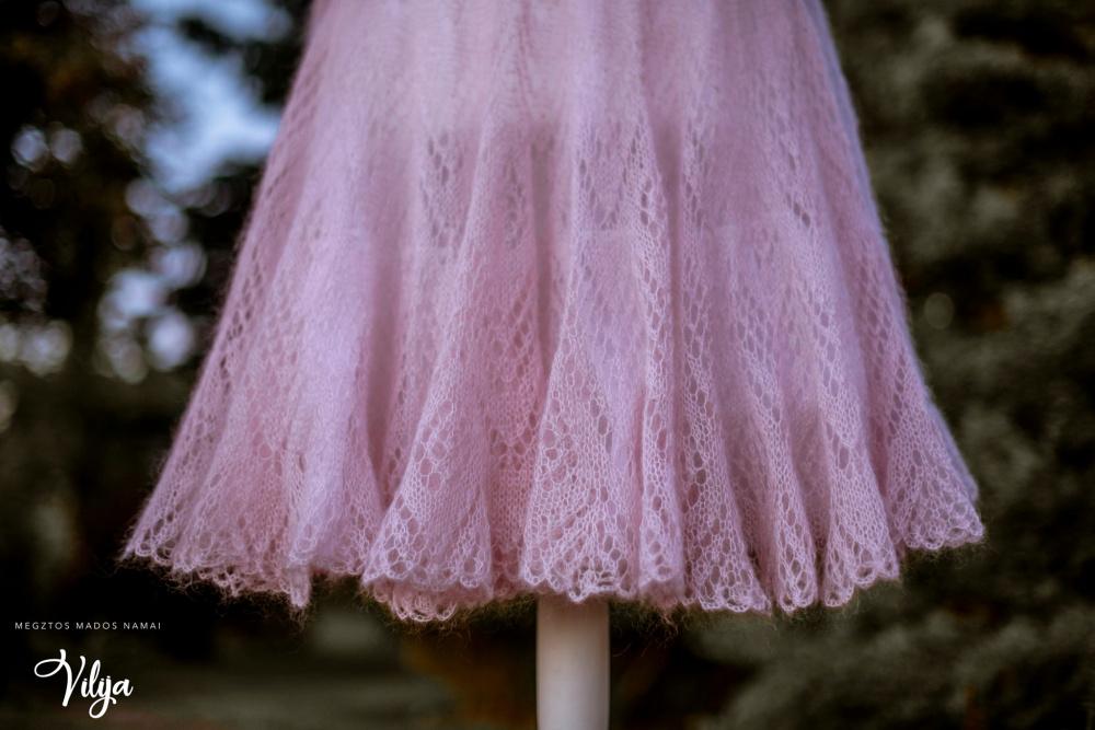 """Suknia """"Rožinė svajonė"""""""