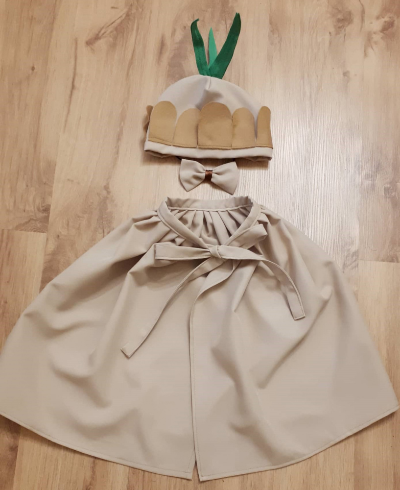 Svogūno, Čipolino vaikiškas karnavalinis komplektukas