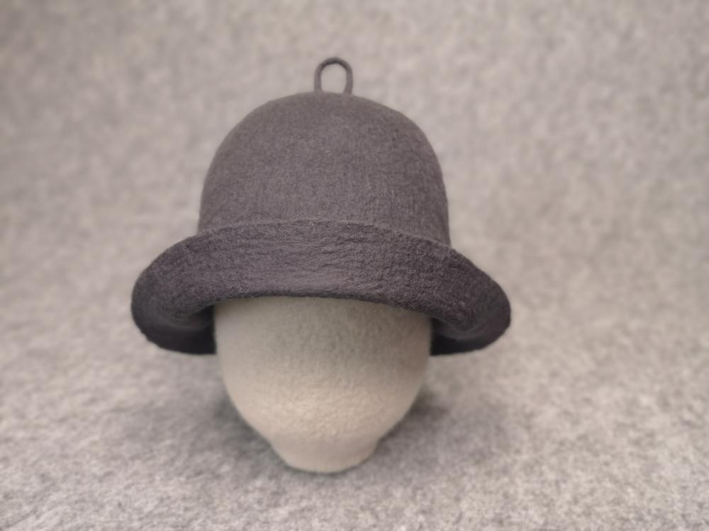 Universali kepurė pirčiai
