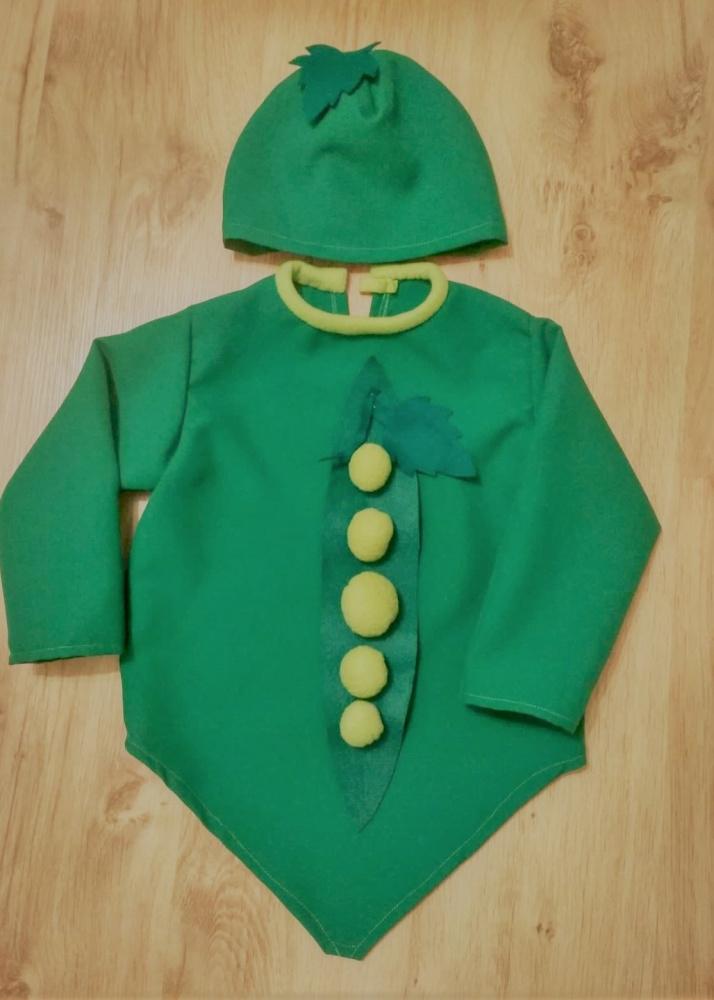 Vaikiškas žirnio kostiumas, +-104-110cm