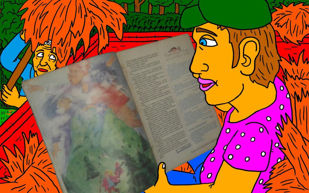 """Vaikystės memuarai, susiję su žurnalu """"Genys"""" 14"""