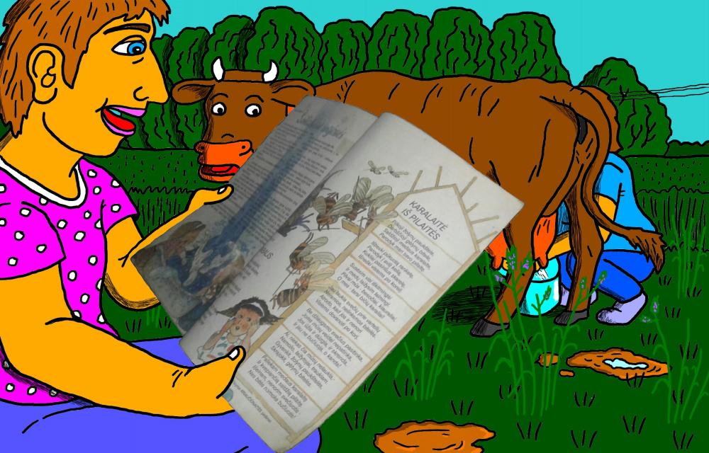 """Vaikystės memuarai, susiję su žurnalu """"Genys"""" 2"""