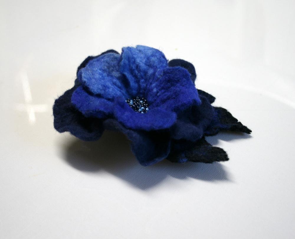 Velta gėlė MĖLYNA