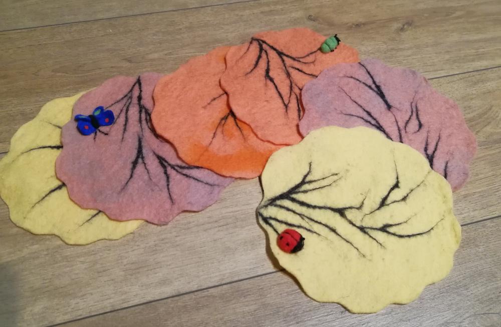 """Veltos servetėlės """"Gyvybės medis"""""""