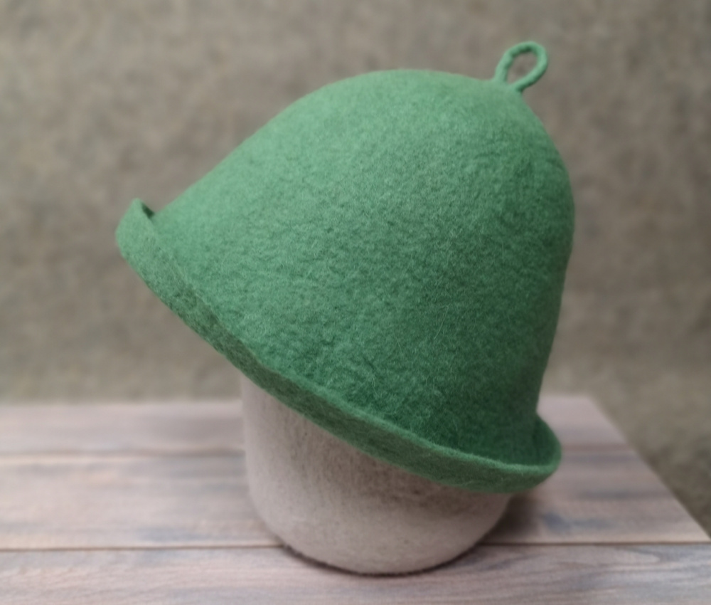 Žalia kepurė