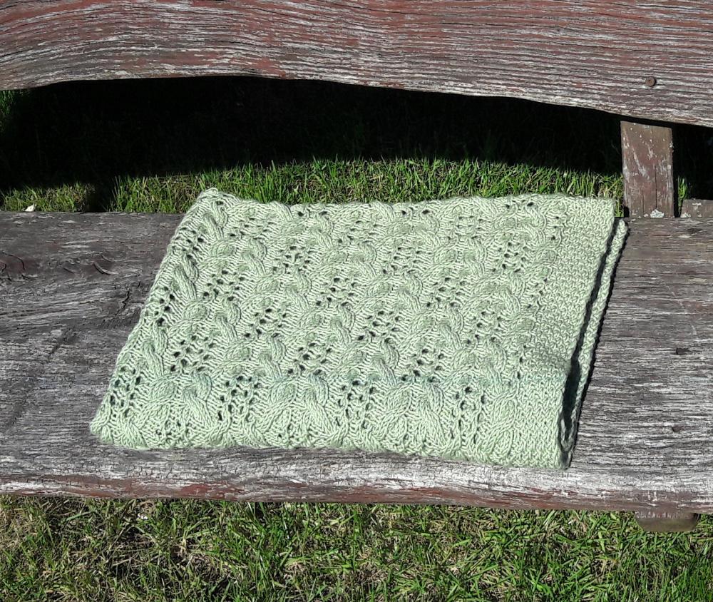 Žalias pledukas
