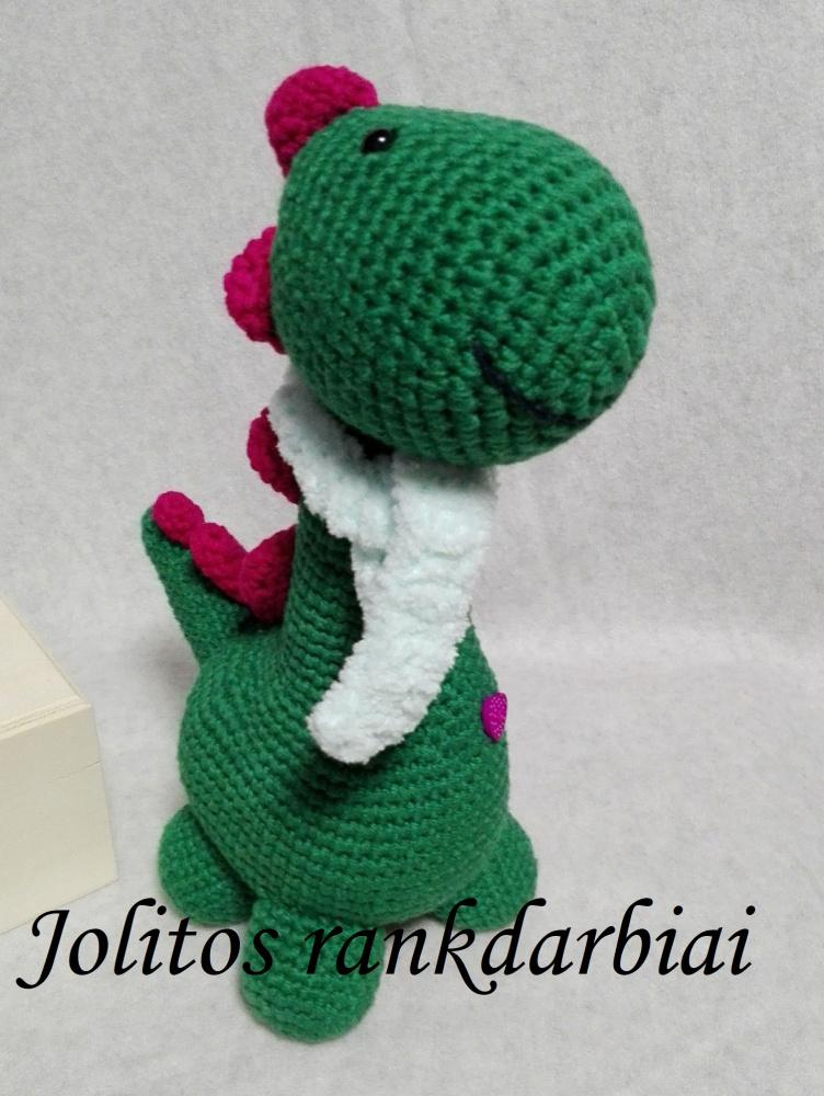 Žaliasis drakoniukas