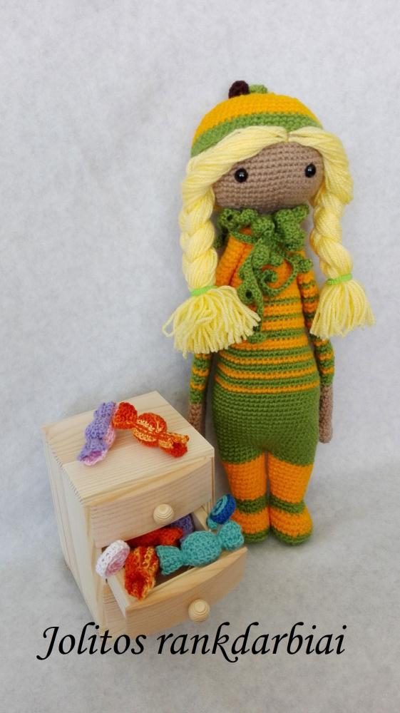 Žalioji citrina - Leily Lala