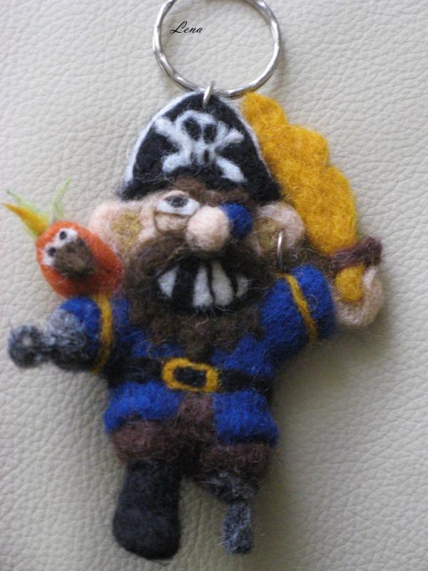 Karibų Piratas ;(