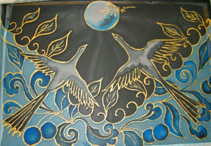 Paukščiai II