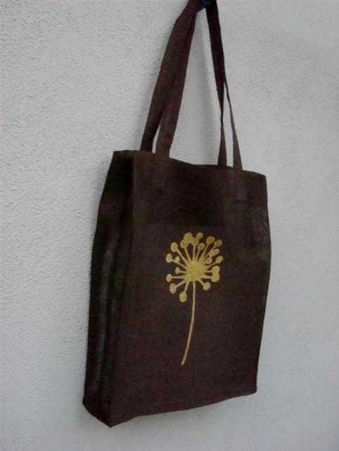 Rankinė - pirkinių krepšys