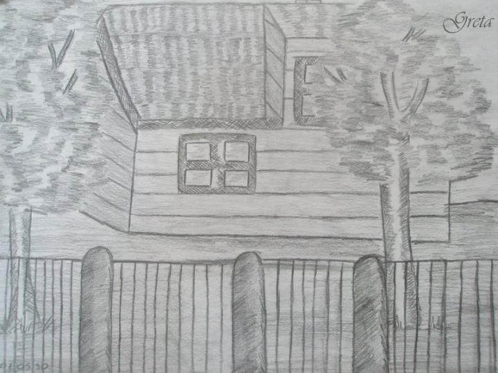 Vienišas namas