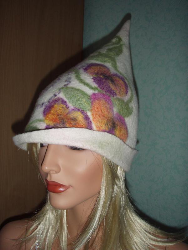 Pirties kepuraitė