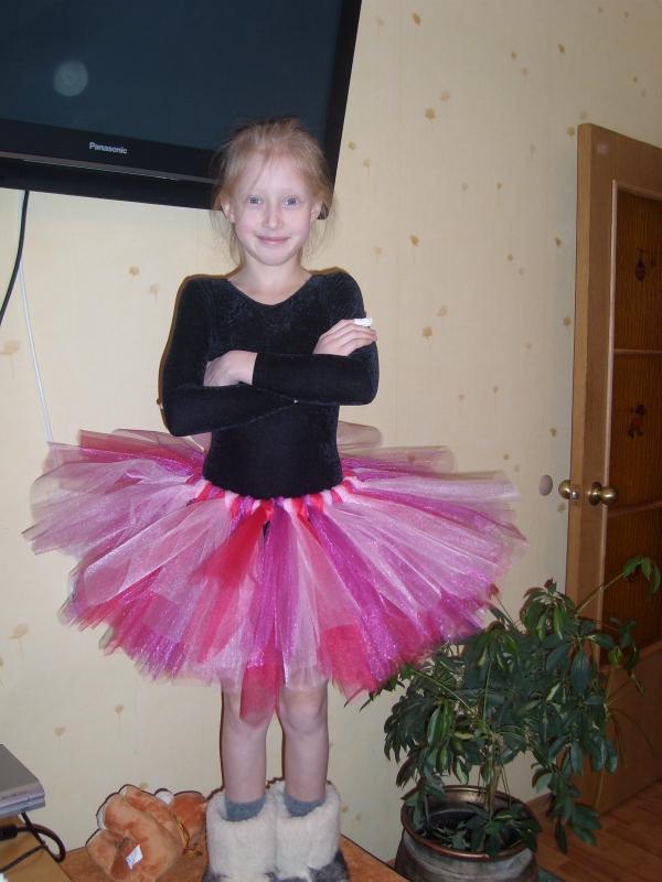 sijonas šokiams