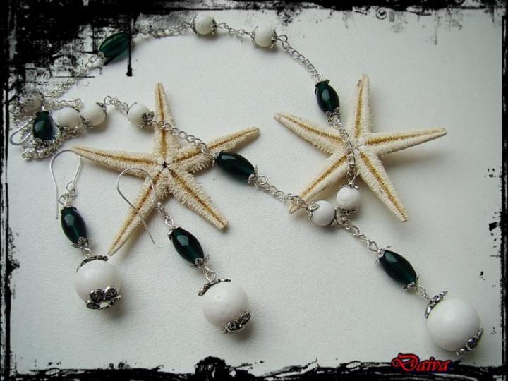 Balti koralai- žalias...