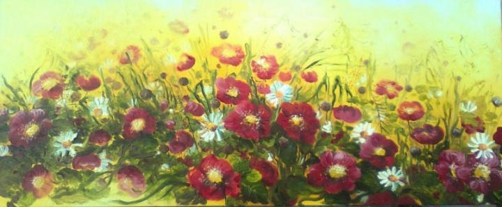 Gėlių šokis