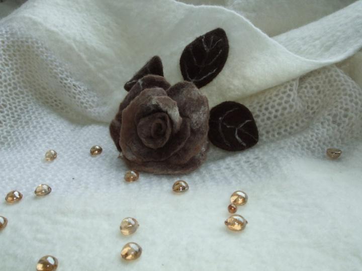 Каменный цветок.