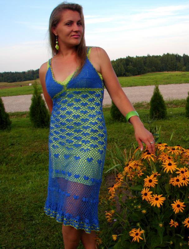 Mėlyna - Žalia:)