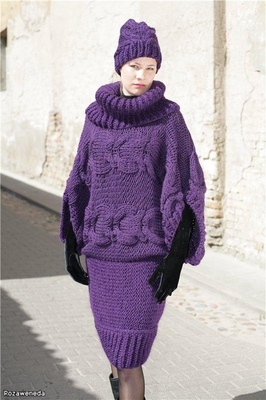 Suknelė-megztinis2