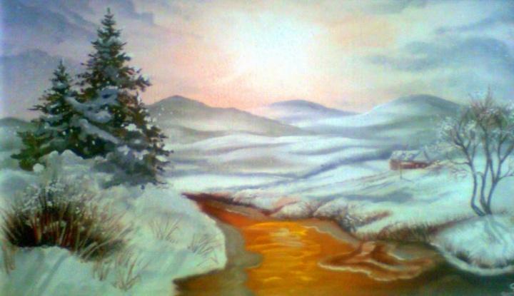 Žiemiškas rytas