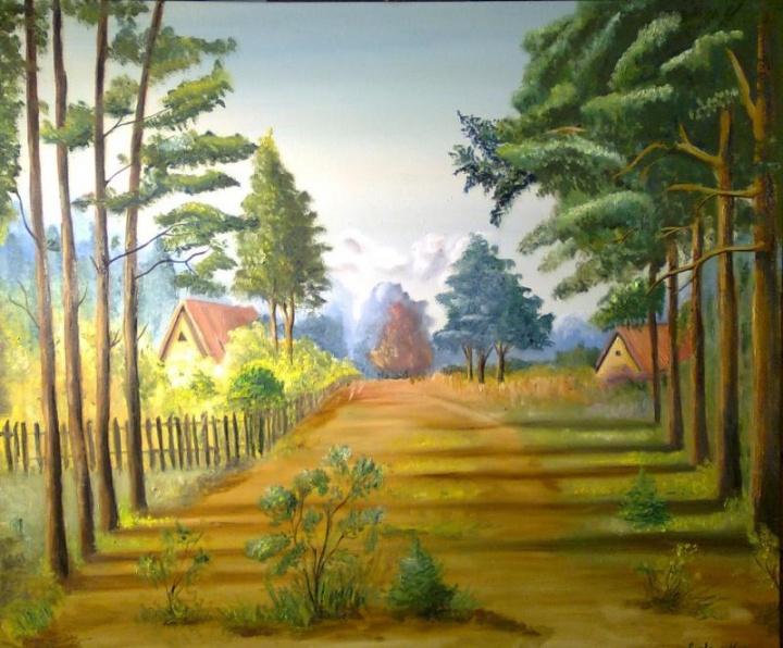 Kelias namo