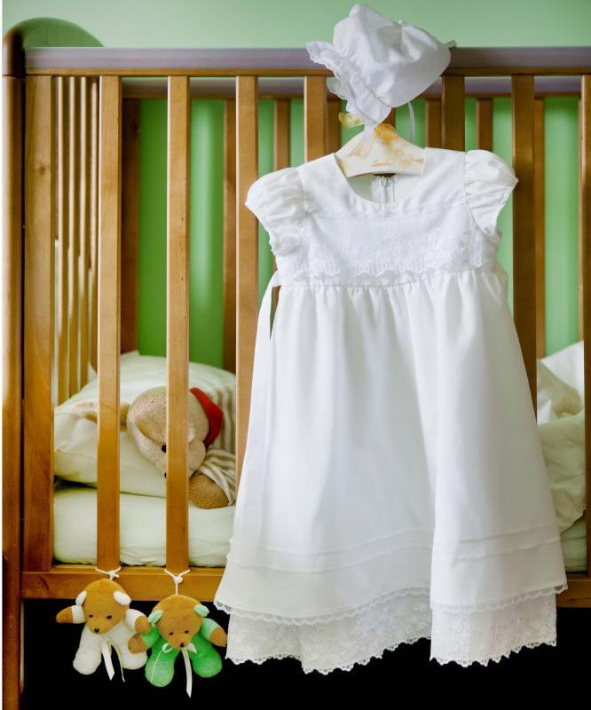 Krikštynų suknelė