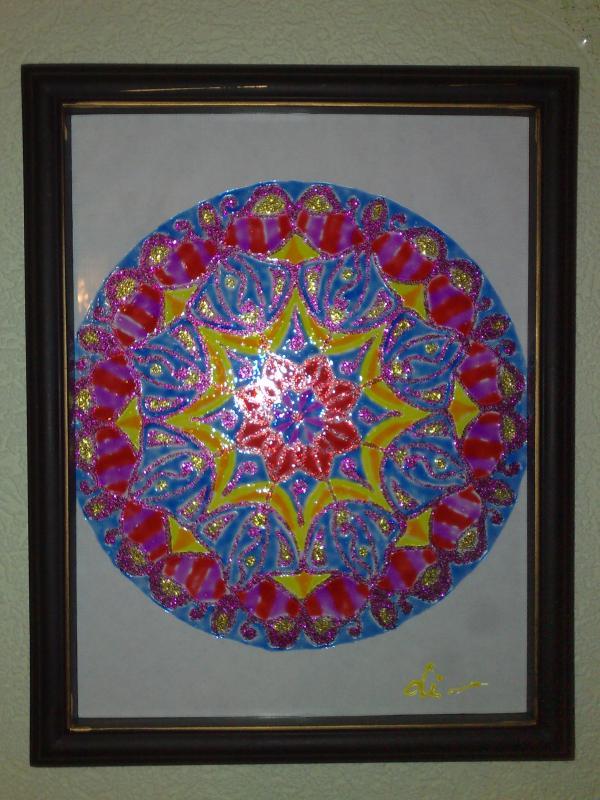 piesta mandala