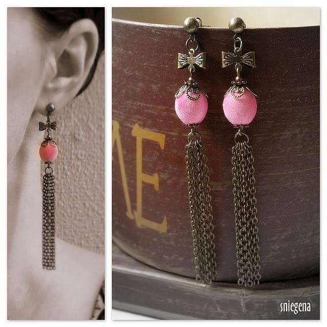 Pinky vintage