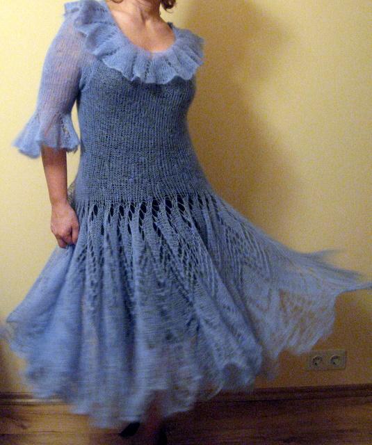 Romantiška suknelė