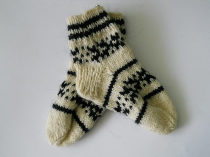 vaikiškos kojinaitės