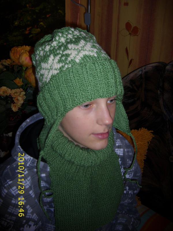 kepure ir apykakle