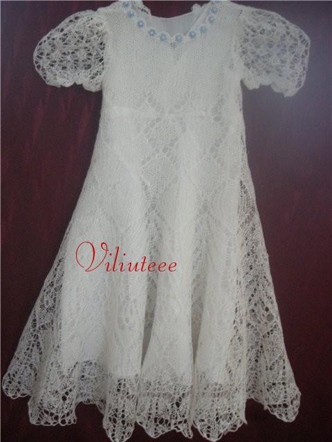 krikstynu suknele is LINO