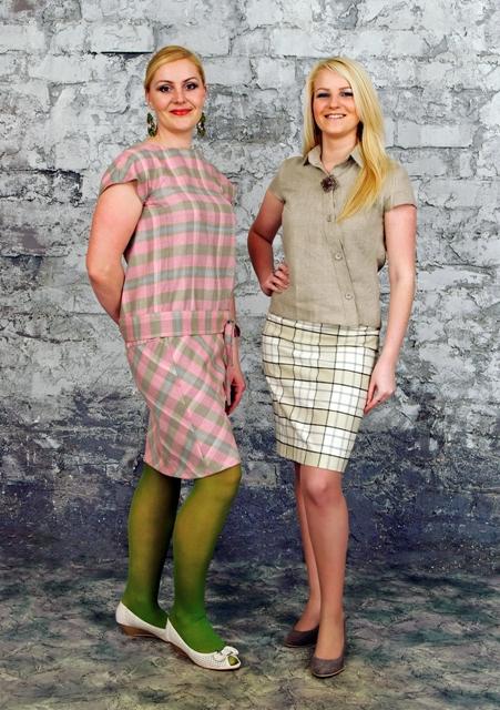 linine suknele, sijonas,marskineliai