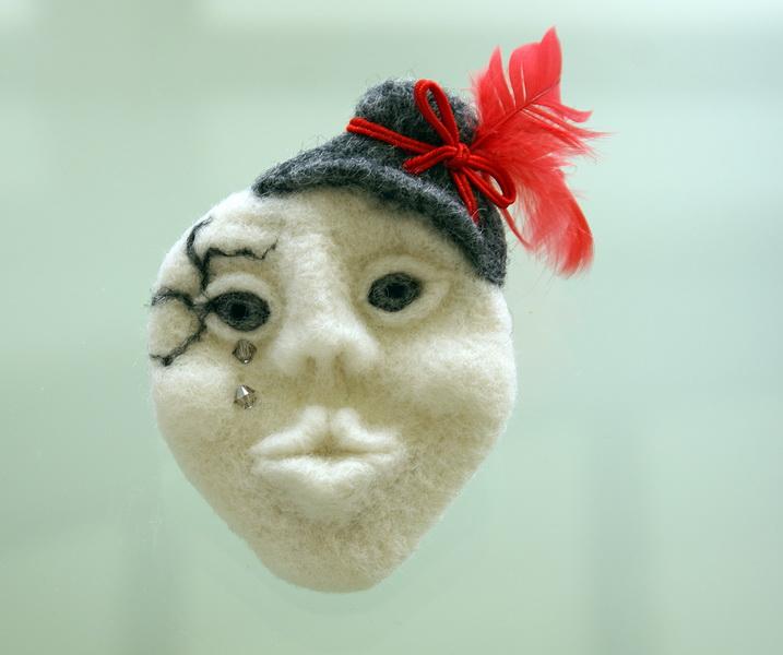 """Sagė """"Kaukė """""""
