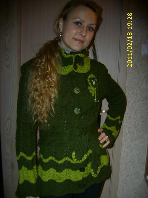 Vėl žalias:)