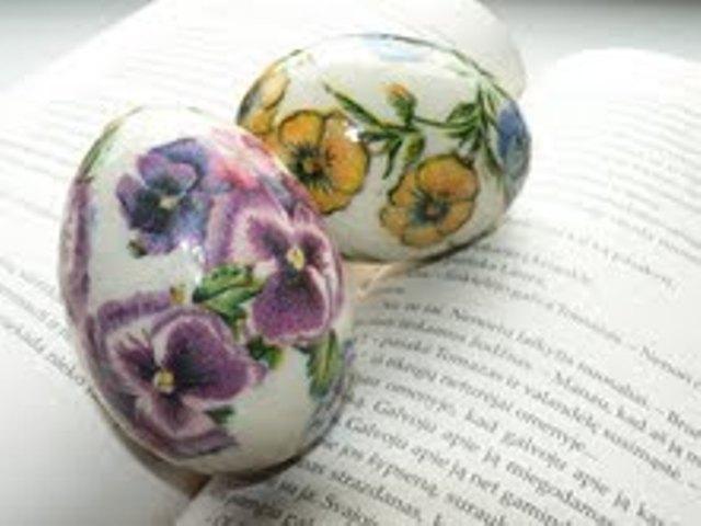 Vėlykiniai kiaušiniai