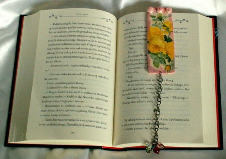 knygos žymeklis