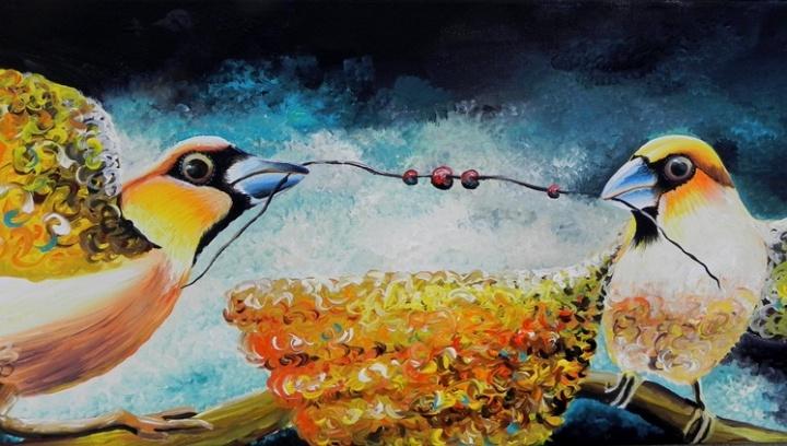 Liūdesio paukščiai