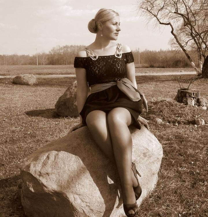 Mano kolekcija - Romantiška moteris