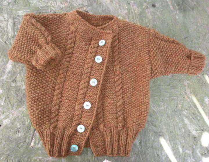 mažiausias megztinukas